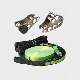 Slackline set ZEN 35 m, šíře 25 mm
